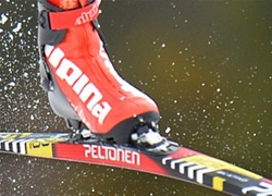 Peltonen Racing Skis